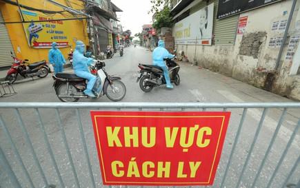 Một ca F0 ở Hà Nội chưa rõ nguồn lây, dịch tễ rất phức tạp