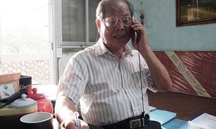 """PGS Bùi Hiền: """"Người ta làm cáo phó cho tôi 6 lần rồi"""""""