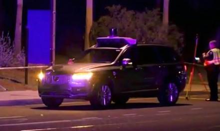 Mới thử nghiệm, xe tự lái của Uber tông chết người đi đường