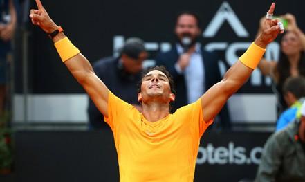 Vô địch Rome Open, Nadal giành lại ngôi số 1 thế giới