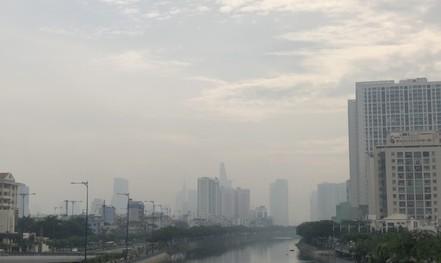 Kiểm tra hiện tượng ô nhiễm không khí ở TP HCM