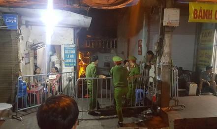 Nghi có người chết cháy trong vụ hỏa hoạn sát BV Nhi Trung ương