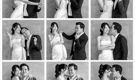 Trọn bộ ảnh cưới của Trường Giang - Nhã Phương