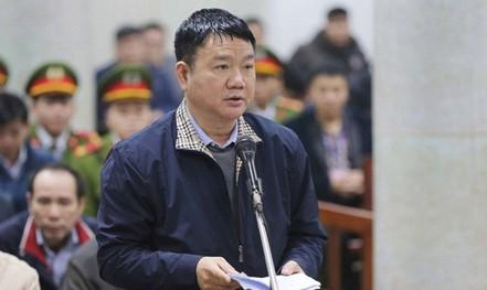 """Tuyên án ông Đinh La Thăng: """"HĐXX có thể bị sức ép về tâm lý"""""""