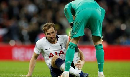 Harry Kane nghỉ 2 tháng vì chấn thương mắt cá chân