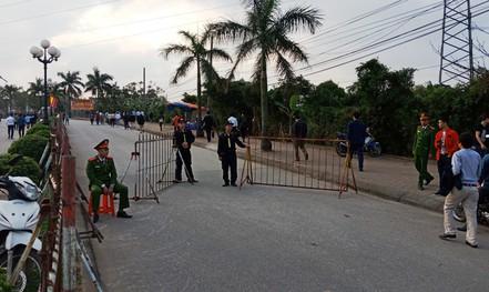 Lắp 16 camera an ninh, huy động hơn 2.000 cán bộ, công an bảo vệ lễ khai Ấn đền Trần