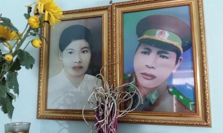 Xúc động lễ cưới đặc biệt của hai liệt sĩ hy sinh anh dũng ngày 17-2-1979