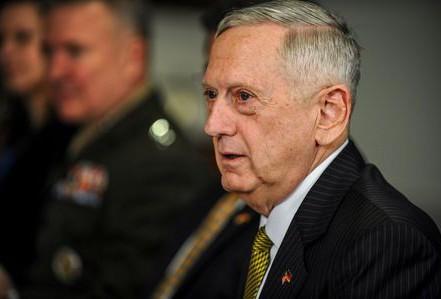 """Bộ trưởng Quốc phòng Mỹ nói về việc """"giẫm chân Trung Quốc"""""""
