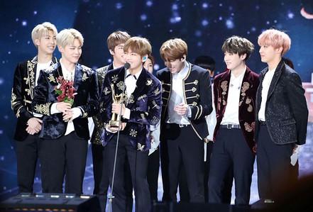 Cơ hội cho BTS ở Grammy 2019?