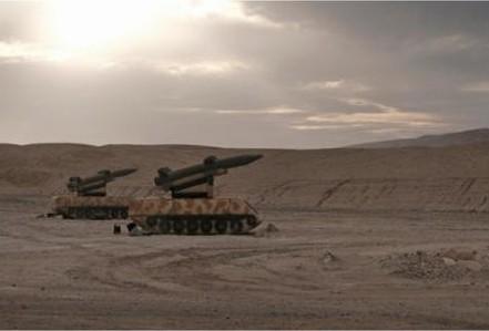 Rộ ảnh Israel tập bắn hạ hệ thống phòng không của Nga tại Syria