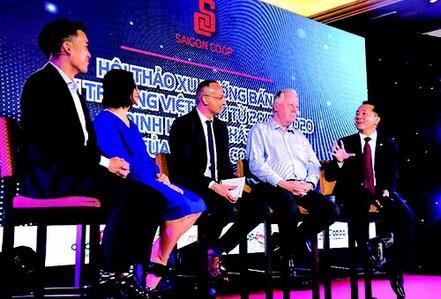 Phác thảo tương lai ngành bán lẻ Việt Nam