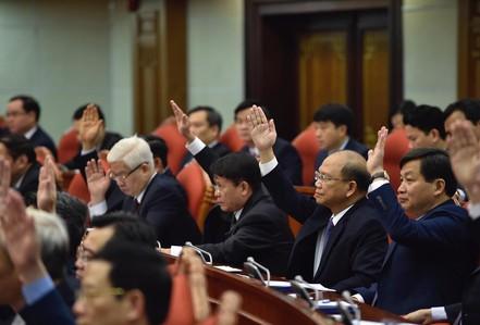 Hội nghị Trung ương 9 sẽ lấy phiếu tín nhiệm ai, như thế nào?