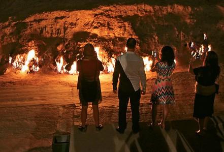 """Vùng đất của """"ngọn lửa vĩnh cửu"""""""
