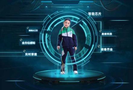 Trường học Trung Quốc dùng đồng phục thông minh theo dõi học sinh