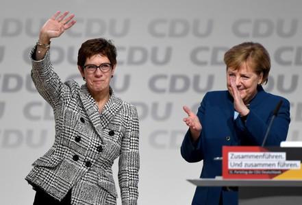 """Nước Đức có phiên bản """"Merkel 2.0"""""""