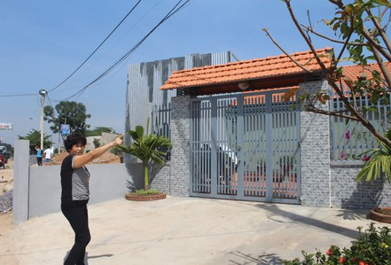 Vụ xây nhà trên đất người khác ở Biên Hòa: Tháo dỡ căn nhà trái phép