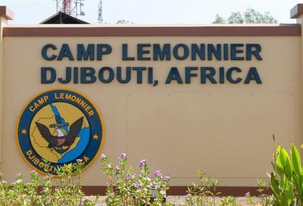 Hành động lạ của Trung Quốc với chiến đấu cơ Mỹ tại Djibouti