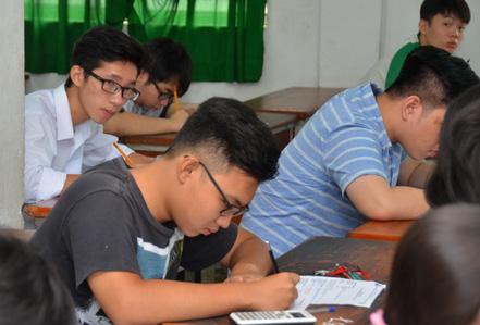 476 thí sinh đầu tiên trúng tuyển ĐH Khoa học Xã hội và Nhân văn TP HCM