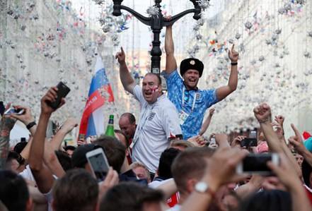 Tạm biệt nước Nga mùa World Cup