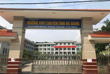 Vụ Hà Giang gian lận điểm: Đau quá giáo dục Việt Nam ơi!
