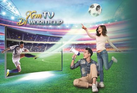 Truyền hình MyTV bùng nổ khuyến mại đón World Cup