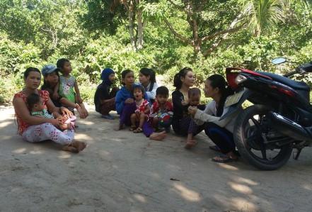 Chuyện phạt vạ kẻ phụ tình có 1 không 2 ở Bình Định