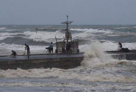 """Philippines quay cuồng trong tay """"tử thần"""" Mangkhut"""