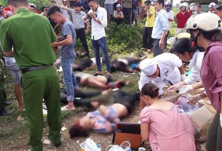 Khởi tố vụ tai nạn thảm khốc làm 13 người chết ở Lai Châu