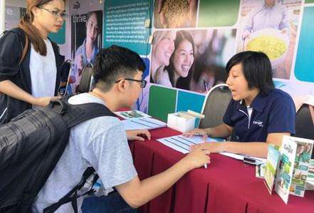 10.000 sinh viên ứng tuyển tại Ngày hội Việc làm Bách khoa