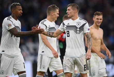 Lịch THTT thể thao cuối tuần: Sôi động các trận cầu tại UEFA Nations League