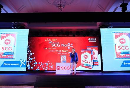 SCG ra mắt sản phẩm xi măng với công nghệ Nano đột phá