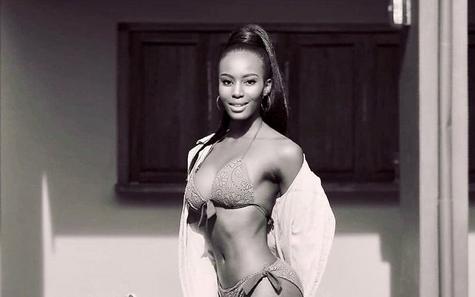 Chân dung người mẫu đăng quang Hoa hậu Nam Phi 2021
