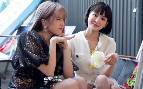 """Hậu chia tay Sơn Tùng M-TP, Thiều Bảo Trâm """"vỗ mặt trà xanh"""""""