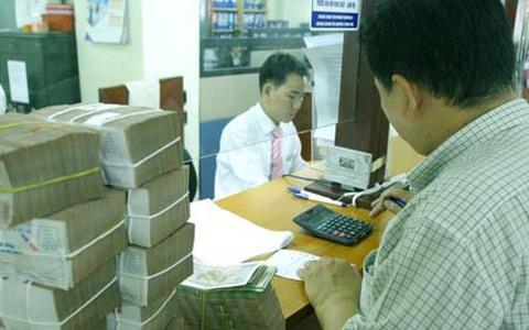 Ngân hàng đua huy động tiền gửi không kỳ hạn