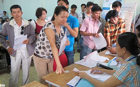 Gần 100 doanh nghiệp tuyển dụng lao động online tại 6 tỉnh, thành