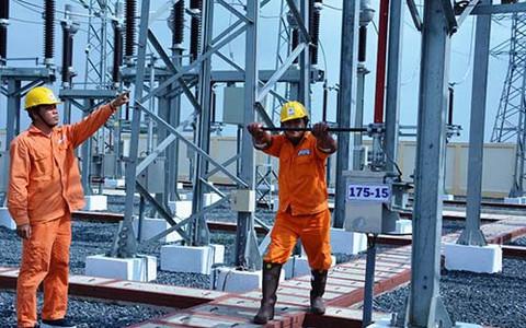 EVN SPC bảo đảm cung cấp điện dịp Tết nguyên đán