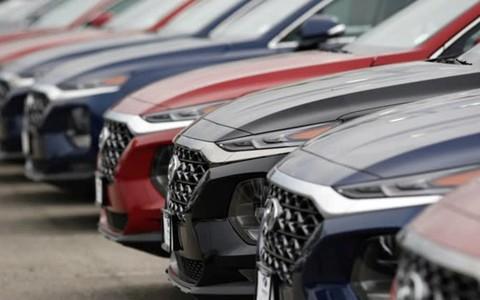 Công nghiệp ôtô Hàn Quốc trên đà suy thoái