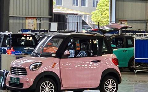 Ôtô điện mini 75 triệu đồng không dễ bán ở Việt Nam