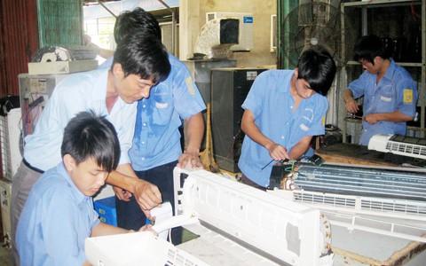 Hỗ trợ, nâng cao tay nghề cho người lao động