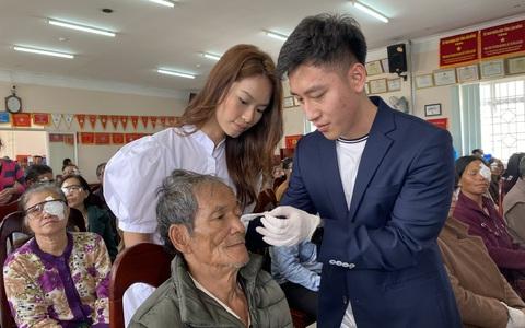 Dược Thuận Gia đem lại ánh sáng cho 1.350 bệnh nhân nghèo
