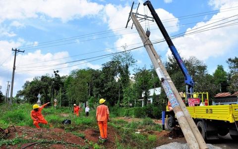 Đồng Tháp: Dồn lực đưa điện lưới quốc gia về vùng sâu, vùng xa