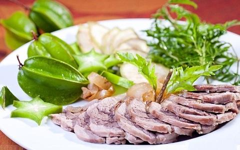 5 món ăn nên thử ở Ba Vì trong mùa hoa dã quỳ