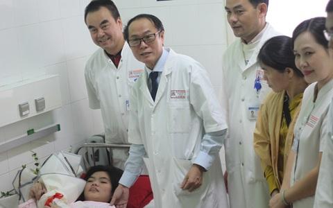 """Cô gái Quảng Nam """"bệnh viện trả về"""" hồi phục kỳ diệu, vượt qua cửa tử"""