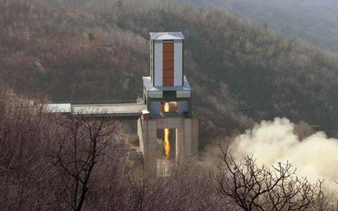 Triều Tiên lại khiêu khích Mỹ?