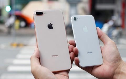 Kém thu hút, iPhone 8 ế ẩm, nhiều siêu thị ngưng kinh doanh