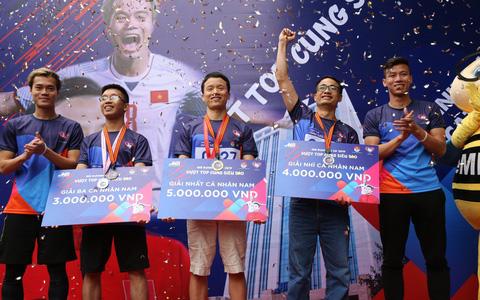 """Hơn 800 MBers tham gia giải chạy """"MB Running Up 2019"""" cùng Quế Ngọc Hải, Văn Toàn"""