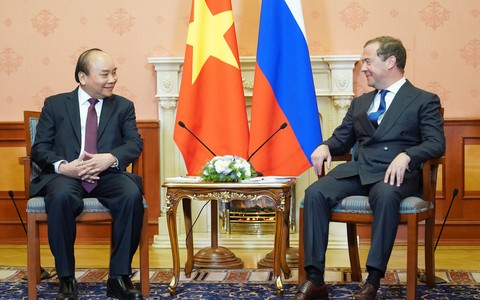 Năng lượng là trụ cột quan trọng trong hợp tác Việt - Nga