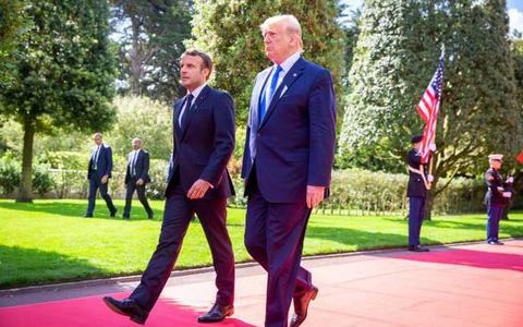 Thời ông Trump, Mỹ đang rời xa châu Âu?
