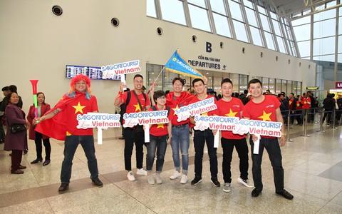 Lữ hành Saigontourist tặng vé cho du khách tham gia tour Thái Lan cổ vũ tuyển Việt Nam đá vòng loại World Cup 2022