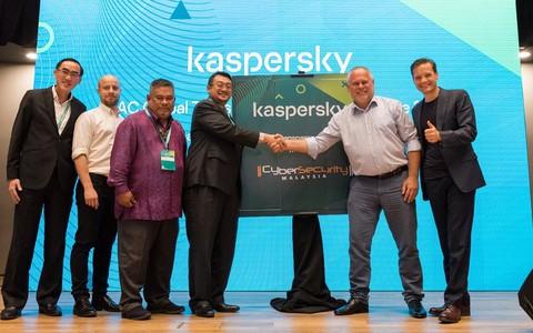 Kaspersky mở Trung tâm Minh bạch đầu tiên tại châu Á - Thái Bình Dương